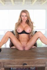 Corinne Blake, the new office girl, is ready to re...