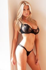 Charlotte McKinney photographed by Terry Richardso...