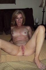 Milf Showing Off
