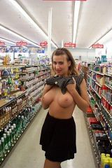 Flashing in aisle five