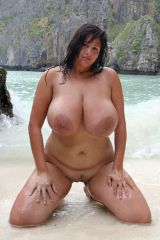 Eden Mor .Huge and CD sized areolas to mix and mat...