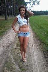 Gorgeous country girl