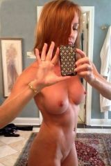 Ginger self-shot
