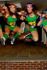ninja turtle hotties