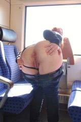 A treat on the train