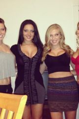 A busty foursome - i cant choose