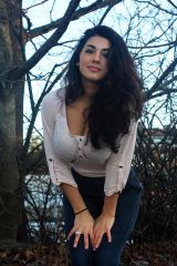 Voluptuous buxom beauty (this gorgeous gal is a 10...