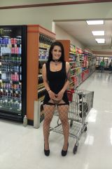 Grocery store cutie