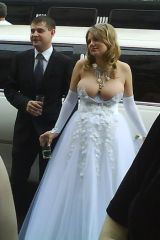 [REQUEST] Any more of the brides cleavage?