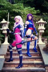 Psylocke and Revanche - more Mostflogged