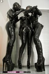 Latex trio