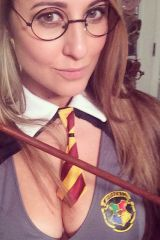 [Request] Saw this Potter chick somewhere, Any Mor...