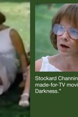 Potato quality: Stockard Channing from the 1987 mo...