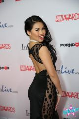 Cindy Starfall at the AVN Awards