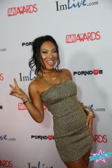 Asa Akira at the AVN Awards (X-post /r/ModelsGoneM...