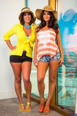 Eva Notty and Ava Addams (X-post /r/ModelsGoneMild...