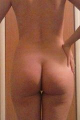 [F]irst time with my lil bare booty out