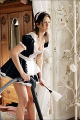 Jennifer Aniston french maid