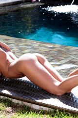Whitney Westgate by the pool