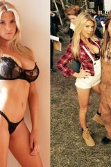 Charlotte McKinney in Joe Dirt 2