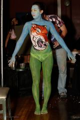 Body Painting Competition - (Album in Comments) x/...