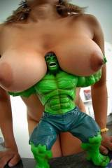Hulk is so strong!