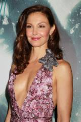 Ashley Judd a few days ago