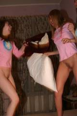 fights with pillows