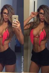 Colombian Beauty Anllela Sagra