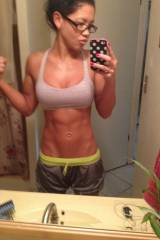 Fit mirror pic