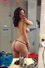 Stripper locker rooms...a magical place