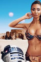 Pia Muehlenbeck, May the 4th be with you.