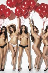 Lucy Collett, India Reynolds, Holly Peers, Rosie J...