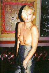 Kate Moss by Jürgen Teller, 2001 (X-post /r/NSFWf...