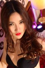 Crystal Zhou —sexy Chinese girl—