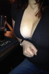 And I got no [f]ree drinks at the bar