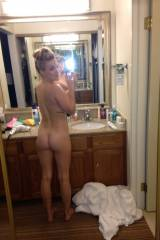 I cant wait [f]or her to get back from her busine...
