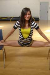 Doing the splits