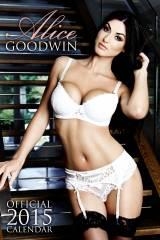 Alice Goodwin from her 2015 calendar