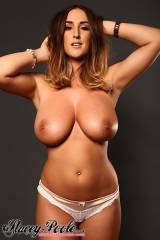 Stacey Poole in all her glory