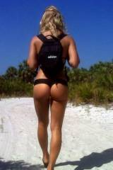 Hiking, its good for the glutes