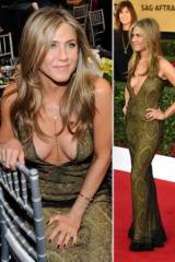 The ever reliable Jennifer Aniston