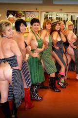 Beedon Country Wives Calender. UK