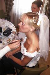Wedding prep - Makeup
