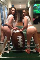 Football fans.... x-post from /r/RandomSexiness