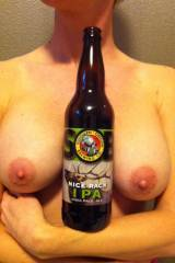 Happy IPA Day from my wife!