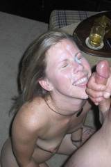 Massive Facial And An Eager Face