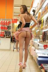 Just out shopping