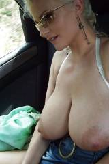 Car titties