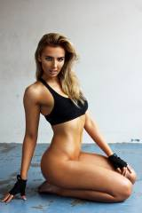 Lissy Cunningham sexy workout (x-post /r/Lissy_Cun...
